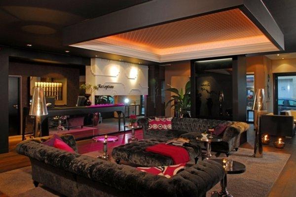 Boutiquehotel m. Designküche