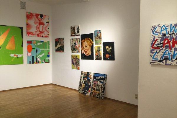 Kunstgalerie in Schwabing