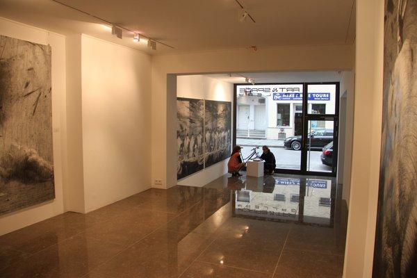 Gallerie in der Innenstadt - inside